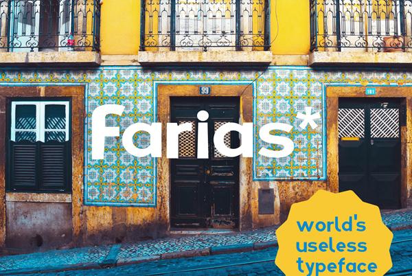 Farias Free Font