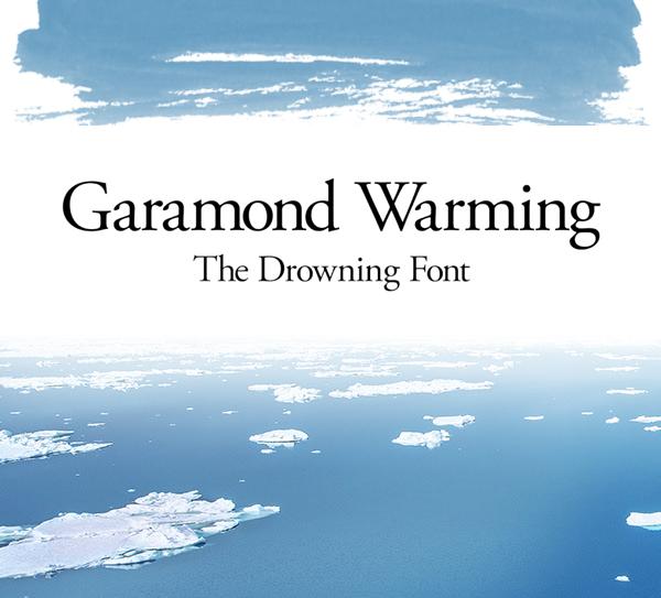 Garamond Warming Free Font