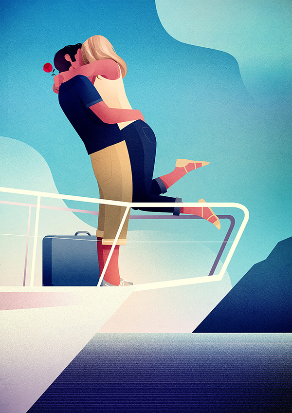 Stunning Digital Illustrations by Andrew Lyons
