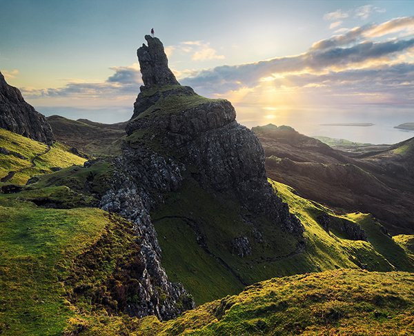 Scotland Landscape Photogrpahy by Lukas Furlan