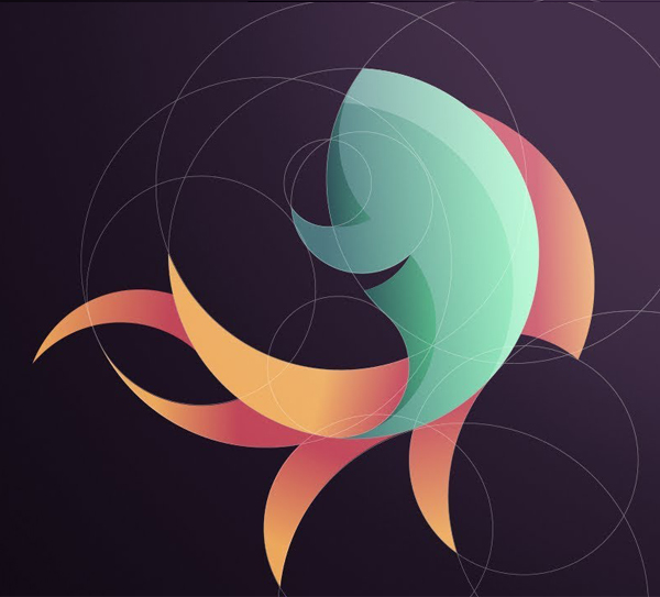 How to Design a Logo with Golden Ratio in Adobe Illustrator Tutorial