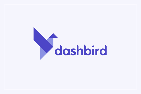 Dashbird logo by Kaire Lusti
