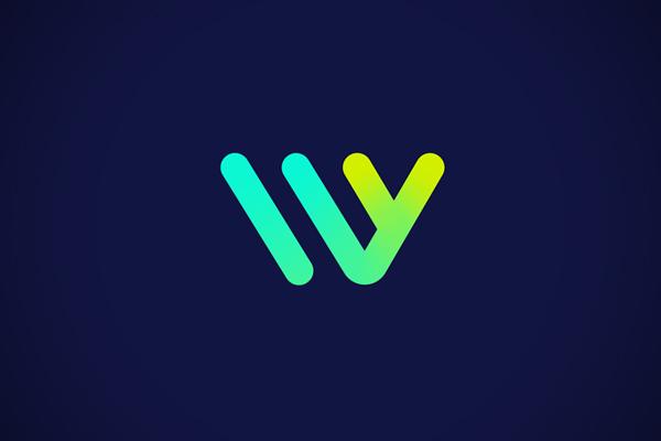 W + Y Monogram by Mihai Dolganiuc