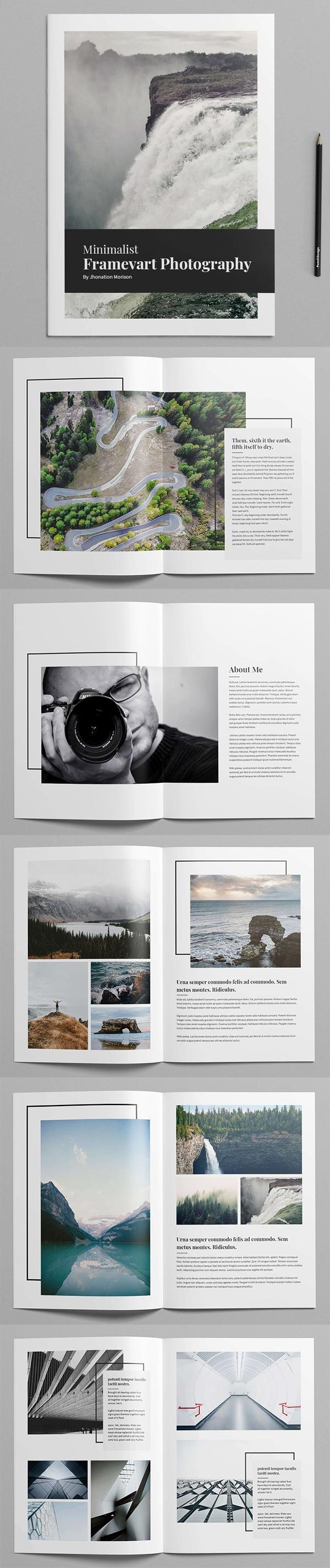Perfect Photography Portfolio Template